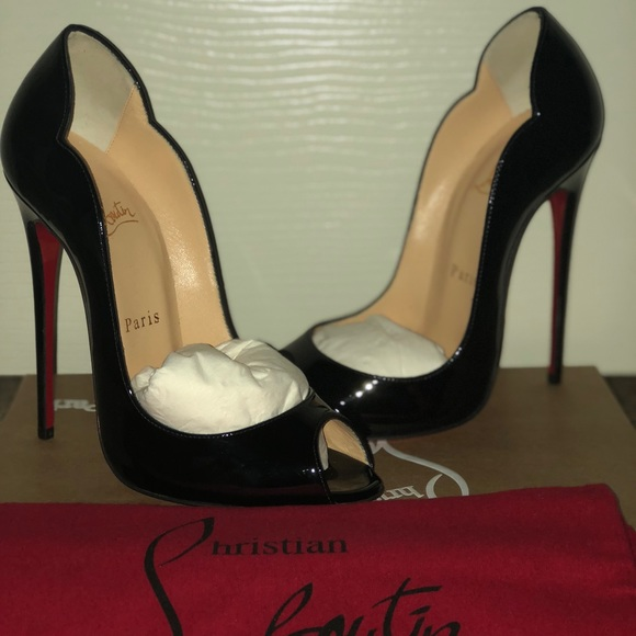 4e840a97c80b Christian Louboutin Hot Wave 130
